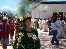 San Pedro de Atacama, carnaval