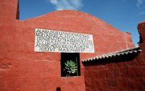 Santa Catalina, Arequipa, Peru