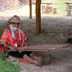 Tecelão, Vale Sagrado dos Incas, Peru