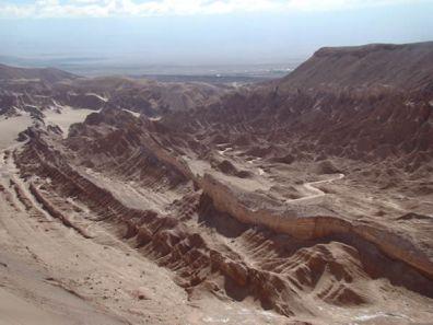 Vale da Morte, Atacama, Chile