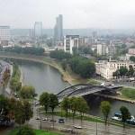 Vilnius, na Lituânia