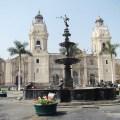 Plaza de Armas de Lima, Peru