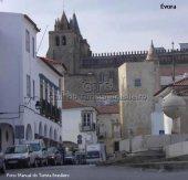 Évora, capital do Alentejo, Portugal