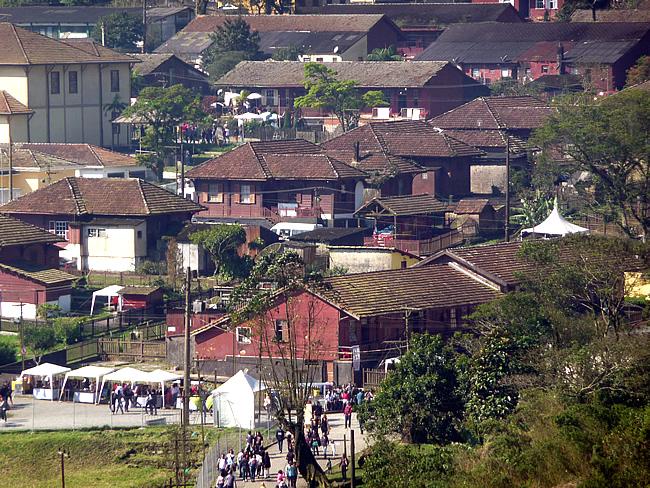 A Vila de Paranapiacaba