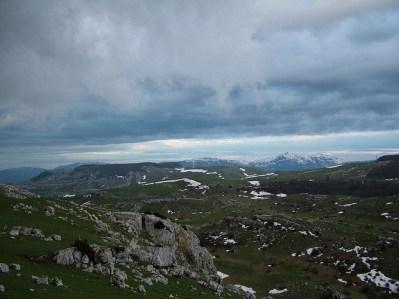 Agnone, paisagem