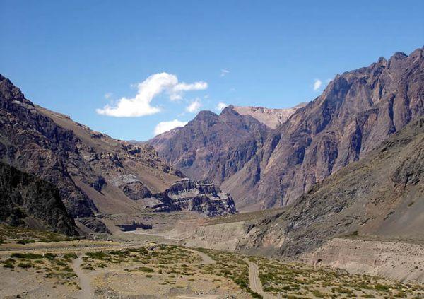 Arredores de Mendoza, Argentina
