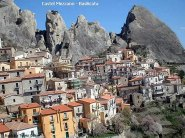 Basilicata, Itália, sul
