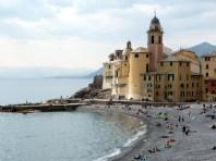 Camogli, Riviera Italiana do Levante, Itália
