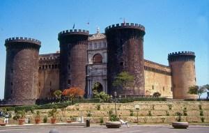 Castel Vecchio, Na´poles, Itália