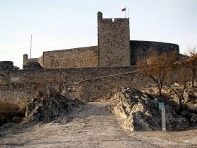 Castelo em Marvão, Alentejo, Portugal