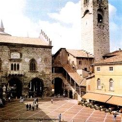 Centro Histórico, Bergamo, Itália