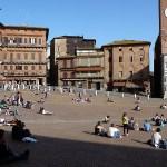 Centro histórico, Siena, Itália