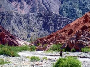 Cerro Colorado, Quebrada de Humahuaca
