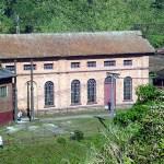Construção da época dos ingleses em Parapiacaba