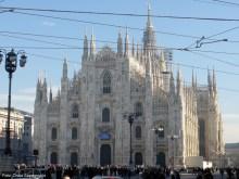Duomo de Milão, Itália -