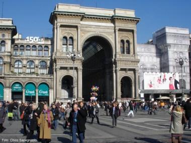Galeria Vittorio Emanuele, Milão