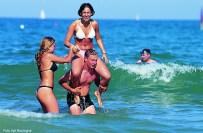 Mar Adriatico no verão