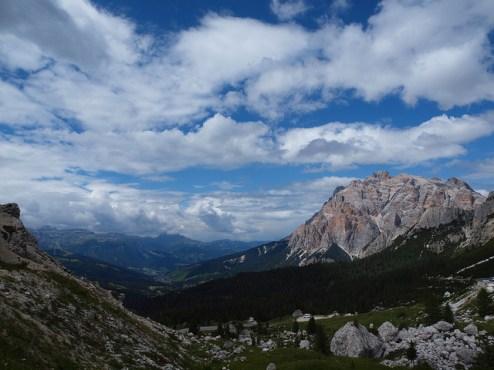Montanhas Dolomiti - Foto Helena CC BY