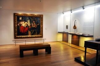 Museu do Fado, Interior