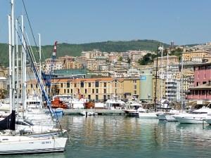 Porto de Gênvova, Itália