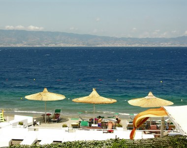 Praia em Reggio di Calabria
