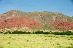 Quebrada de Humahuaca, na Argentina