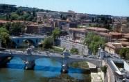 Rio Tibre, Roma