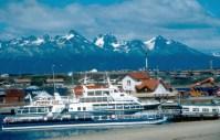 Porto de Ushuaia, Terra do Fogo