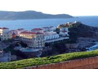 Bástia,Córsega, litoral