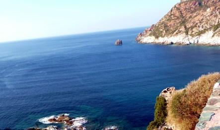 Cape Corse, trecho do litoral
