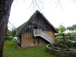 Honfleur, antiga construção normanda