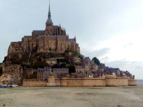 Normandia, Mont Saint-Michel