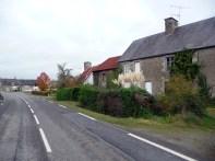 Normandia, estrada próxima ao Mont Saint-Michel