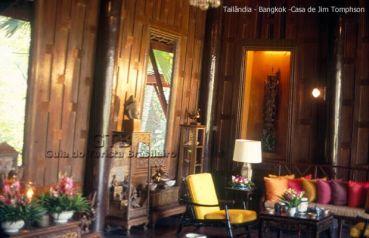 Casa de Jim Thompson, Bangkok