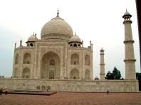 Agra, Taj Mahal, Índia