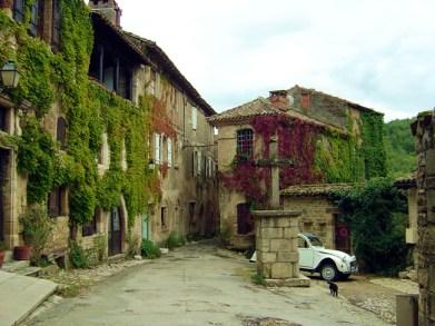 Bruniquel, Midi-Pyrenées
