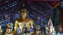 Buda no templo de Wat Pra Keo, Bangkok