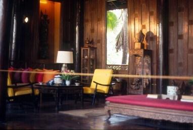 Casa de Jim Thompson em Bangkok