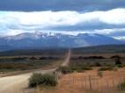 Chile, estrada na Patagônia