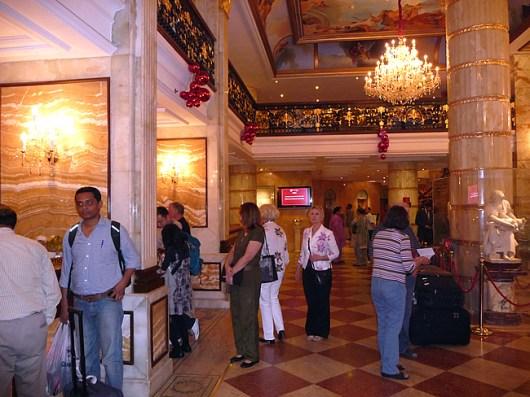 Delhi, hotel modeerno