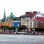 Estocolmo, capital da Suécia
