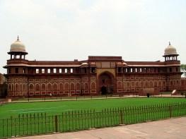 Forte Vermelho, Delhi