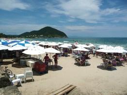 Guarujá SP, praia do Mar Casado