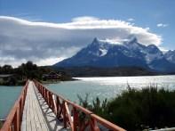 Hotel numa ilha em Torres del Paine