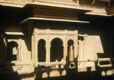 Jaisalmer, Haveli