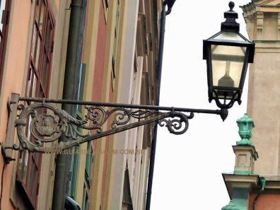 Lampadário, Cidade Velha, Estocolmo, Suécia