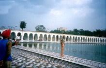 Nova Delhi, templo sick