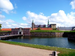 Panorâmica, Castelo de Helsingor