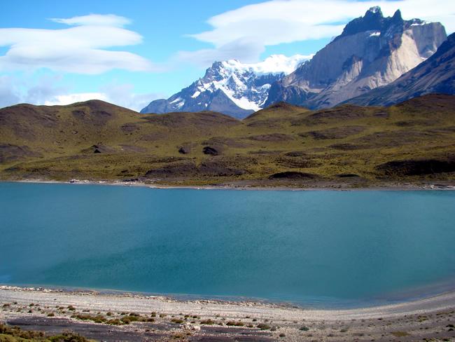 Torres del Paine, a maravilha chilena