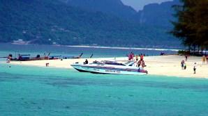 Phi Phi Island, praia